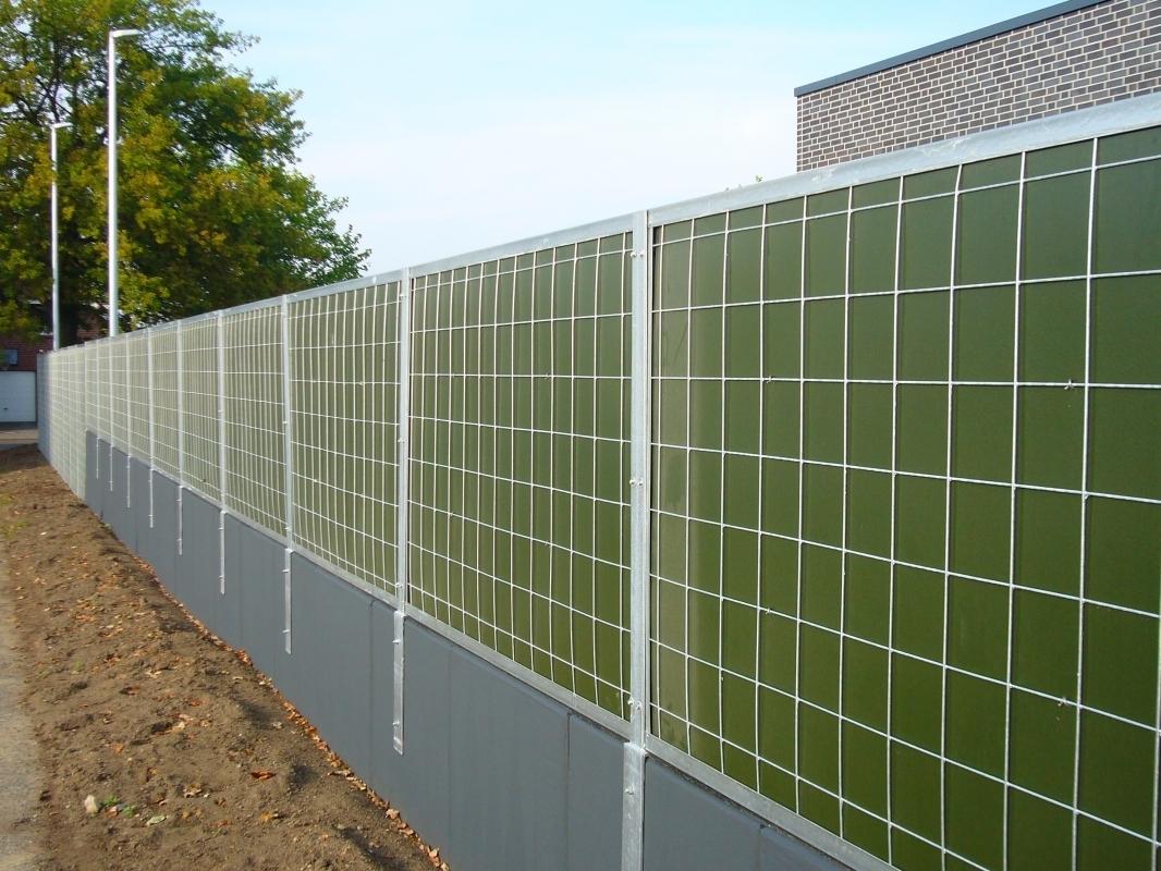 Noise Reducer Acoustic Barrier Kokosystems Int