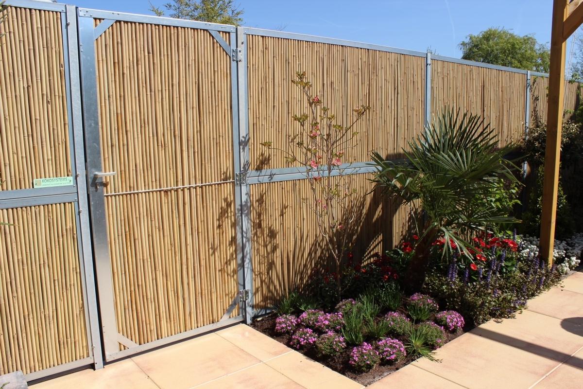 BambooWall Garden Screen - Kokosystems Int. BV